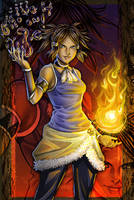Avatar Korra: Bring it by Acaciathorn