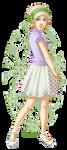 Animerican Girl: Kit by Acaciathorn