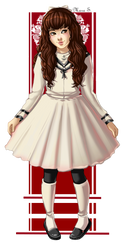 Animerican Girl: Samantha by Acaciathorn