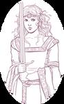 Sir Gwen by Acaciathorn