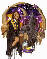 Hogwarts! by Acaciathorn