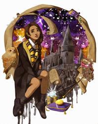 Hogwarts! by Acaciathorn