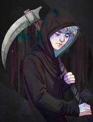 The Reaper's Apprentice by Acaciathorn