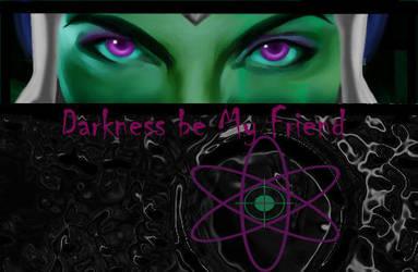 Darkness Be My Friend by Acaciathorn