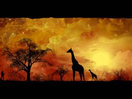 Safari by m-a-t-h-e-s