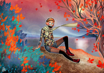 Automn in Sweden by lilis-gallery