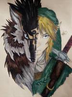 Link Twilight Princess by kaNniS-MoonHylia
