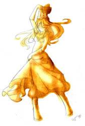 Dance by dyzae