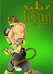 Tekken KING by KingKajuka
