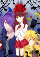 Trinity of Roses by FutatsunoKaanjitsu