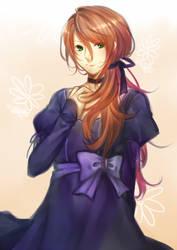 Luciana by FutatsunoKaanjitsu