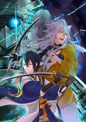 Ikusa - War by FutatsunoKaanjitsu