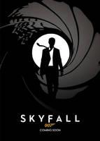 James Bond 007 Skyfall by JAMES-MI6