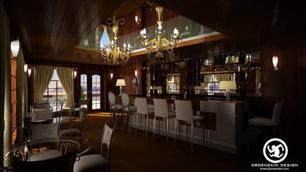 Incek Bar by erdenekin