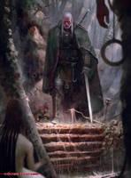 Witcher by piofoks