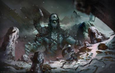 NIFLHEIM- Wolves of Black Winter - 3 by piofoks