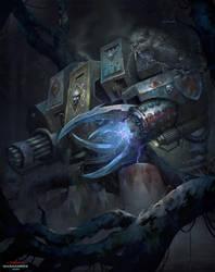 Warhammer 40k FanArt by piofoks