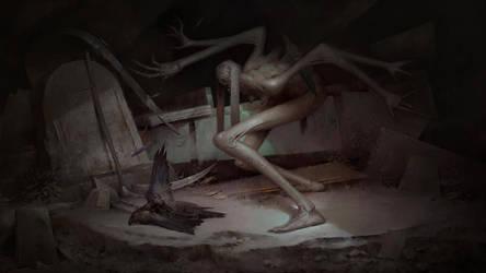Nightmare by piofoks