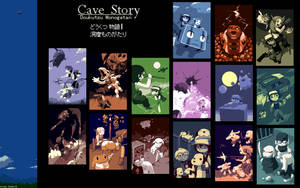 Cave Story - Reflections by Tiogshi