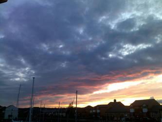 Evening Sky by mctt