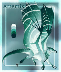 Artemis Ref by DiamondScales