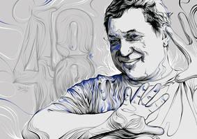 Dad by N-Abakumov