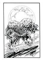 Hulk 447 by MikeDeodatoJr