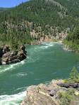 Trip update - Kootenai falls by Sauny