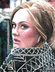 Adele by iggytheillustrator