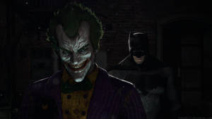 Joker x Batman (Source Filmmaker / 4k) by LemonySenpai
