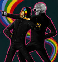 Daft by candycanesmoke