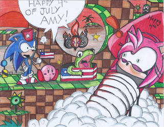 Hope You had a Happy 4th of July! by Shadrico200