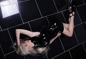 Black on black by Romeo-and-Juliett