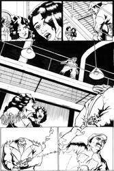 Super Mario Bros 1993 page 1 by CarlChrappa