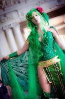 Rydia of mist by ChiseLuneth