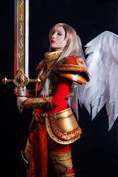 Kayle the judicator by ChiseLuneth