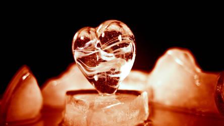 Frozen Heart .. Still Burning by D250Laboratories