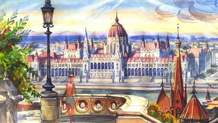 The Dreams - Parlament by D250Laboratories