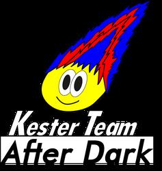 New Kester Team After Dark Logo by KentaDavidofKT