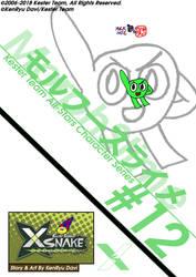 KT All-Stars Character Series #12-MorphSlime by KentaDavidofKT