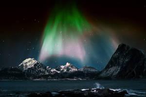Aurora Explotion by steinliland