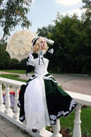 Trinity Blood -In the Sunshine by adelhaid