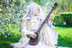 Opera Series - Sora (Poet) by adelhaid