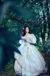 Sarah Williams - Ballroom Dress by adelhaid