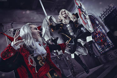 Castlevania - Action! by adelhaid