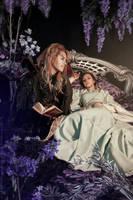 Labyrinth - Fairytale for Sarah by adelhaid