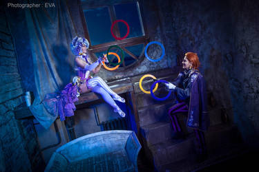 Circus - Juggling by adelhaid