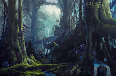 Jungle by DanteFitts