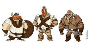 Vikings by the-Tooninator