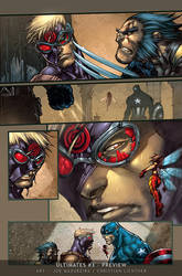 Ultimates3 Issue3 Page B by liquidology